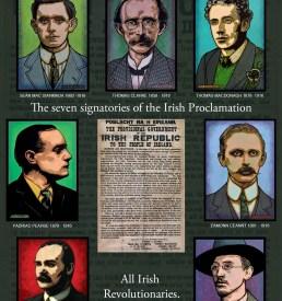 IR Seven Signatories Poster