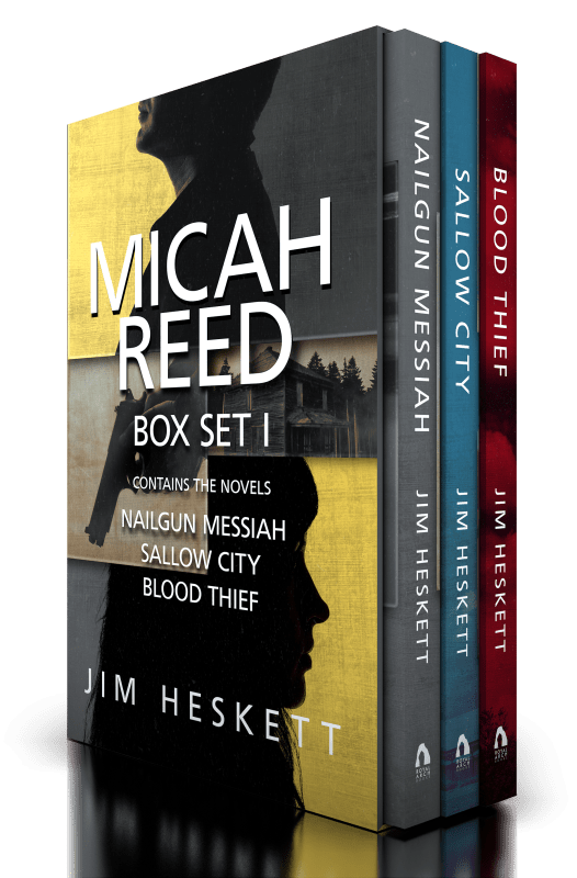 Micah Reed Box Set 1