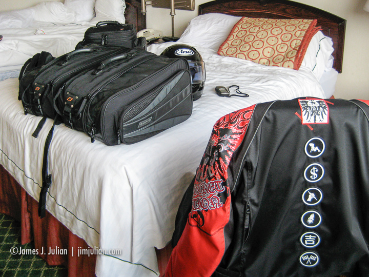 First Overnight Motorcycle Trip 5
