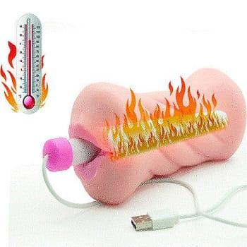 แท่งอุ่นร้อน ที่จะช่วยทำให้จิ๋มกระป๋อง หม้อเทียมของท่านมีความร้อนมาก