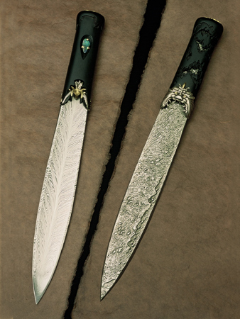 Jim Kelsos Works Swords And Knives