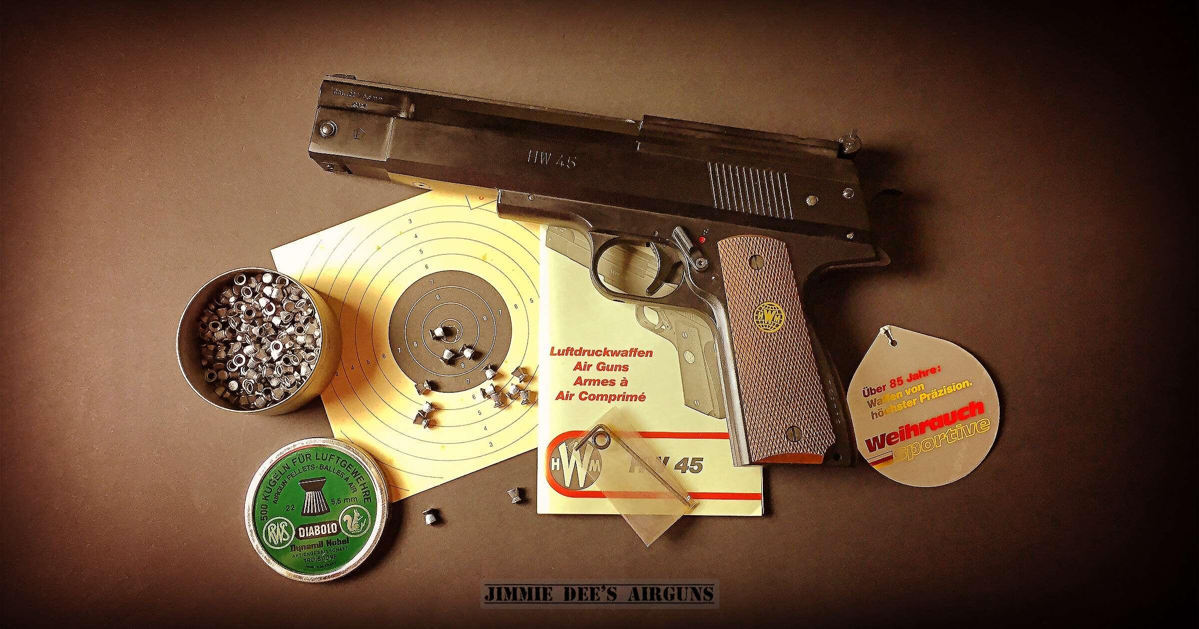 Weihrauch HW45 – Trigger Adjustment – Jimmie Dee's Airguns