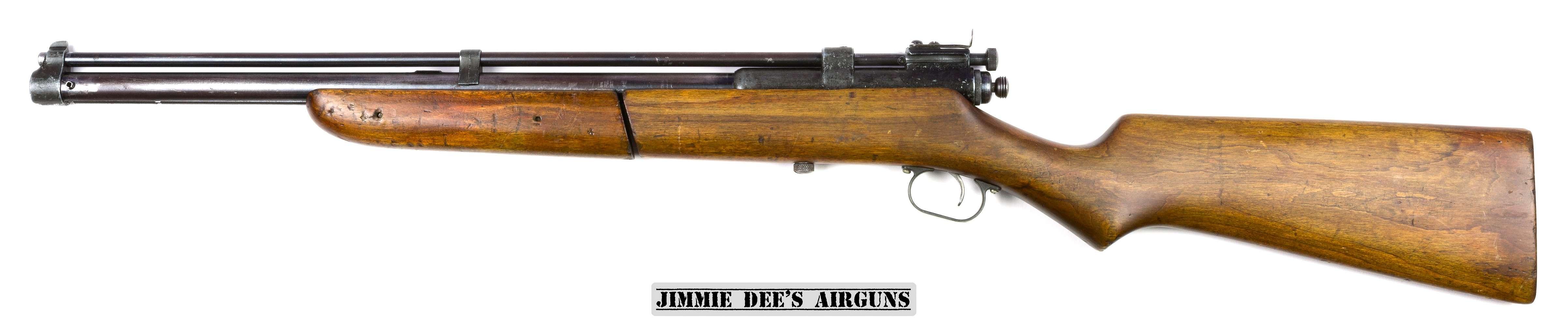 The Challenger Arms Corporation Plainsman Air Rifle (Pneumatic