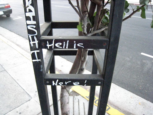 Hell Is Here!