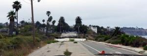 Collapsing Roads