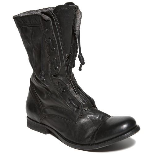 Rogue Tall Zip Moto Boots