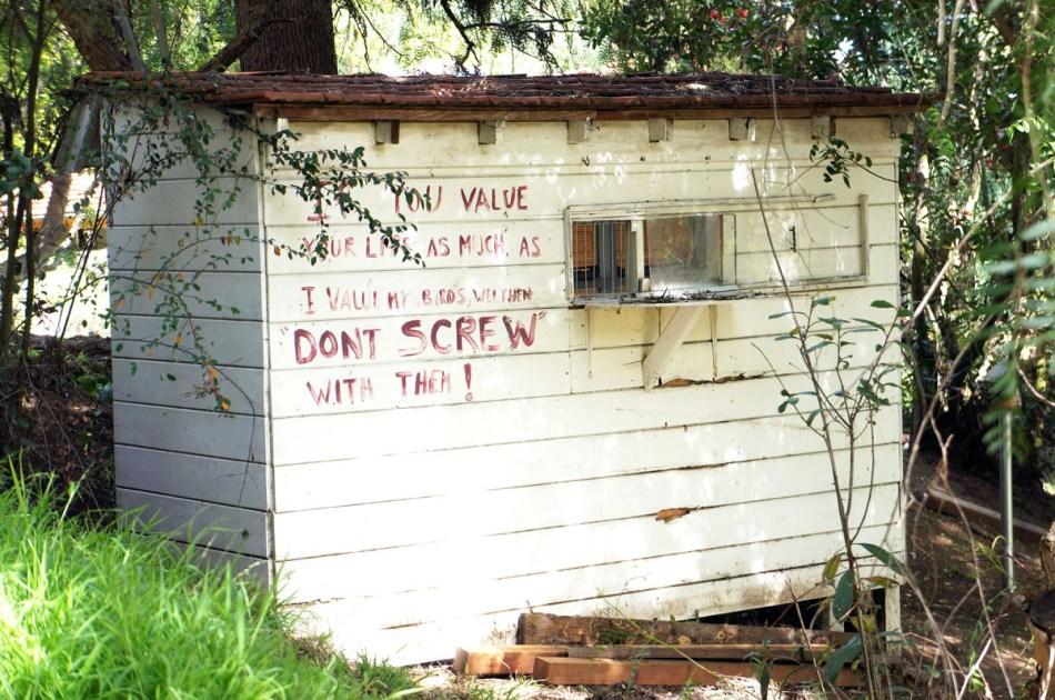 Don't Screw