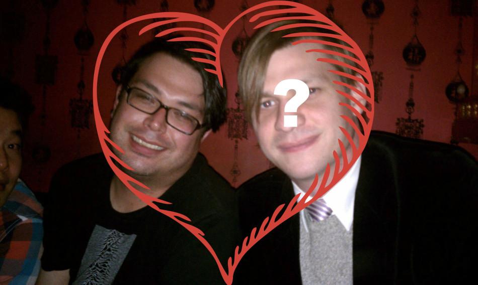 Brendan? and Jimmy