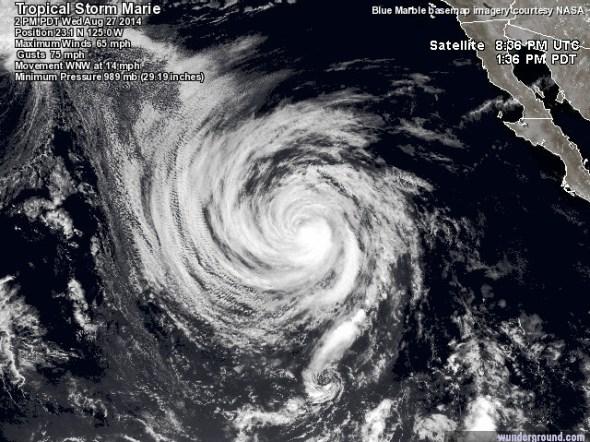 Hurricane Marie