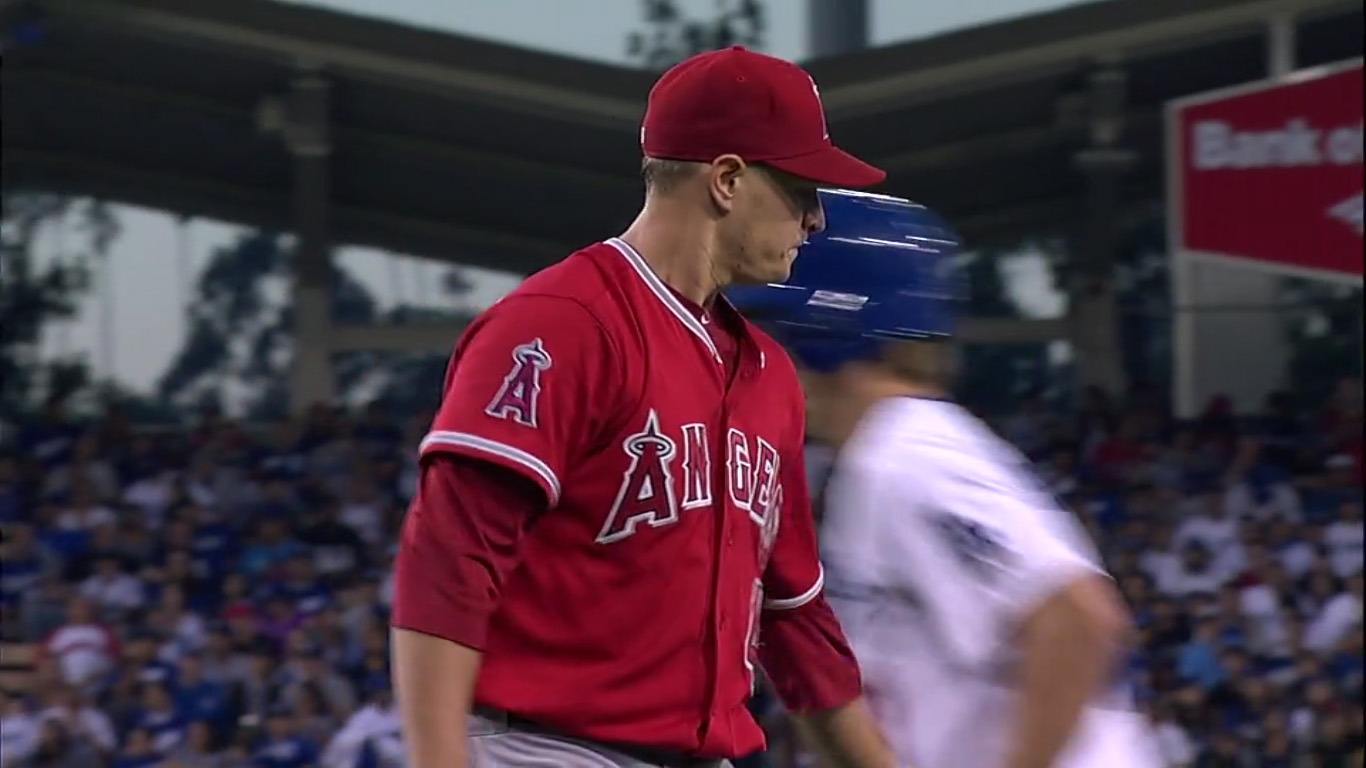 Richards Grabs Greinke