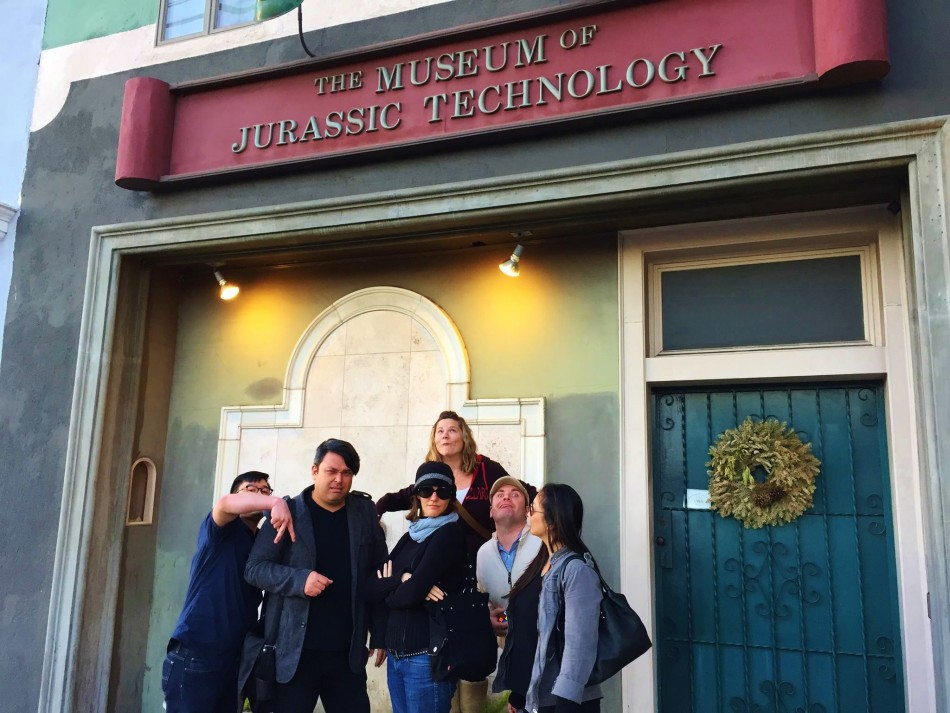 Family and Jurassic Technology
