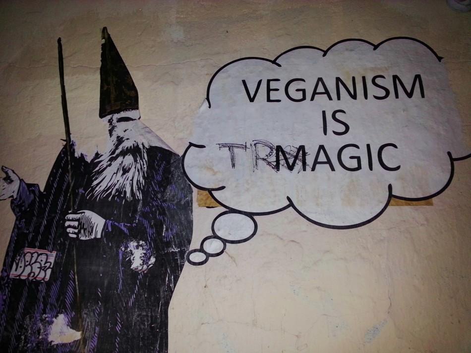 Veganism Is Tragic