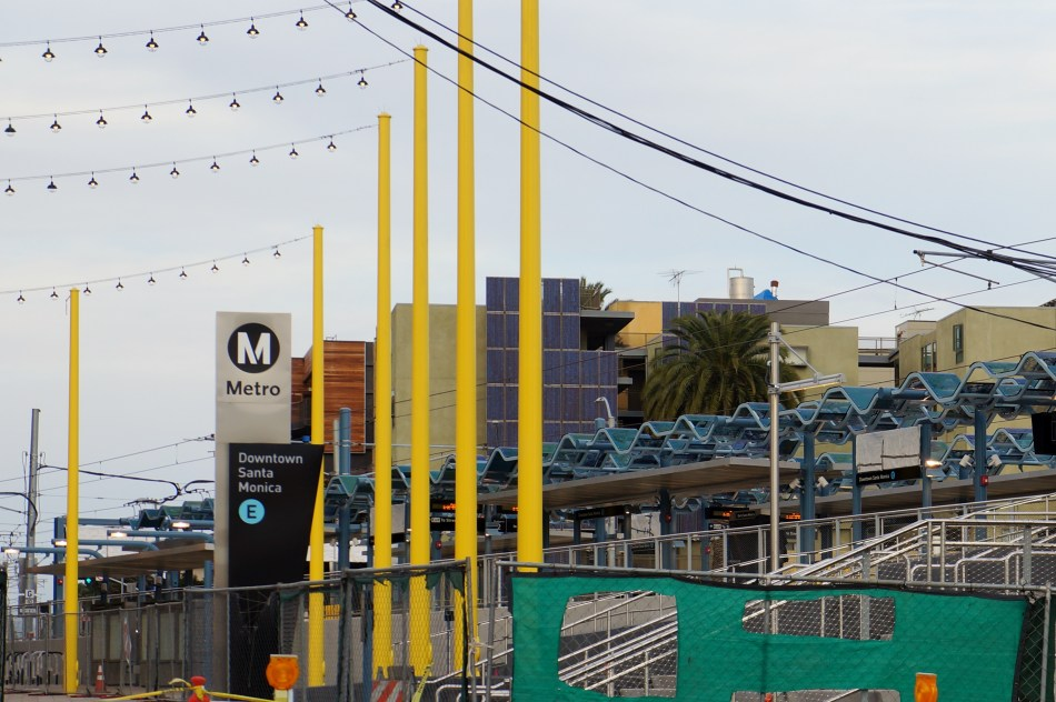 Expo Santa Monica Stop