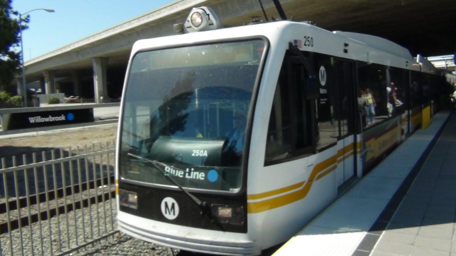 Metro Willowbrook Station