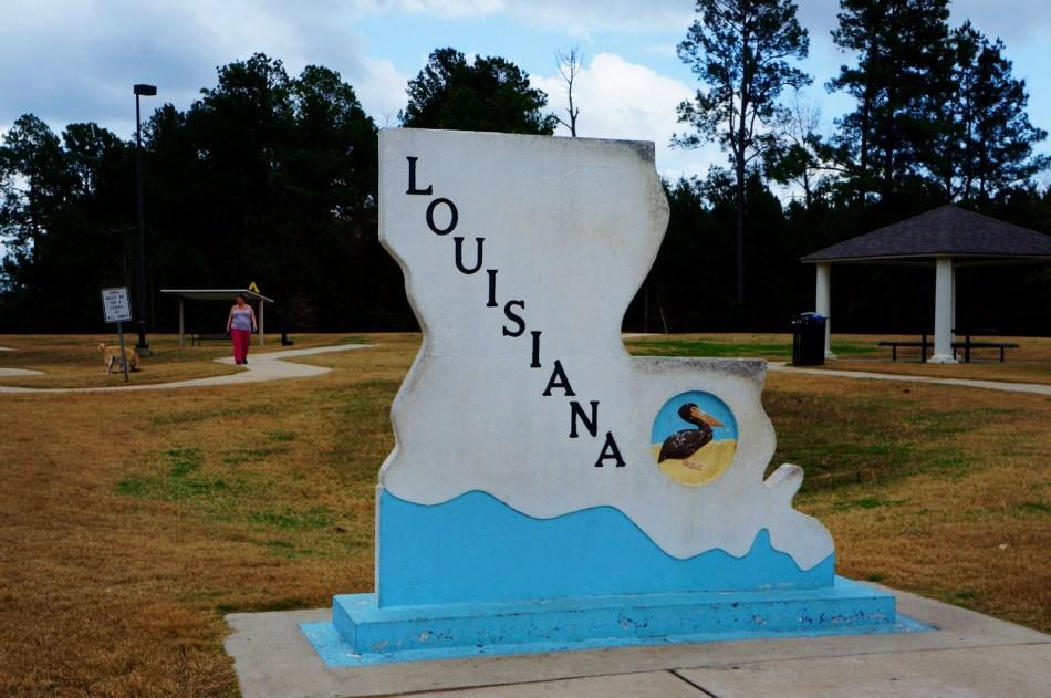 Louisiana!
