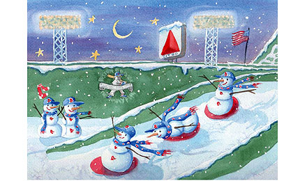Jimmy Fund Holiday Cards And Merchandise