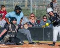 Sports Photography - Pea Ridge HS Softball