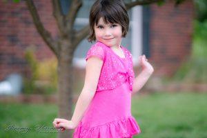 Model Photography - Ava