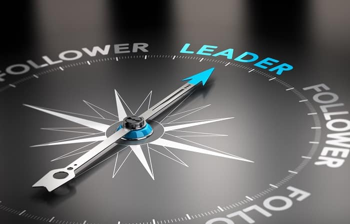 Are You Following When You Should Be Leading?