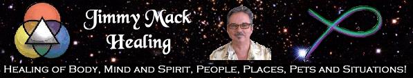 Jimmy Mack Healing