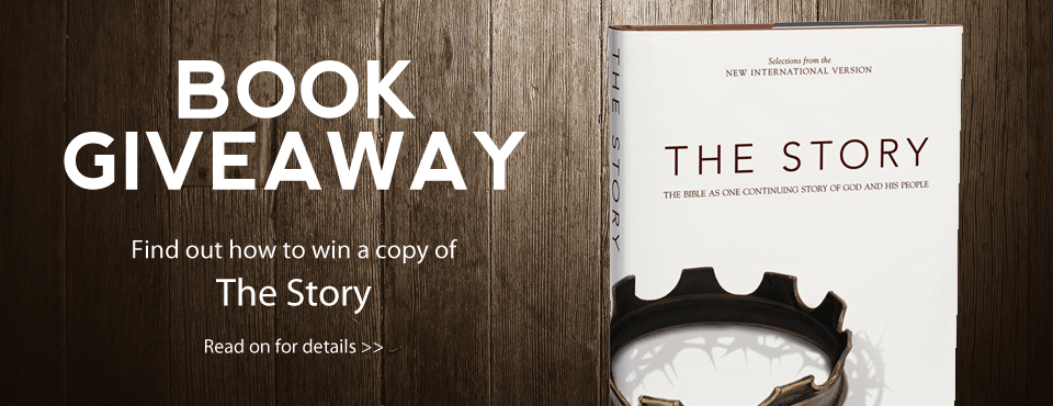 """The Story"" Giveaway"