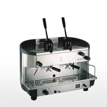 Bezzera Ellisse Espresso Machine 2 Group Manual Lever