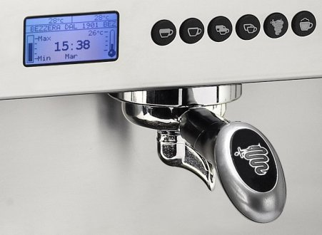Bezzera Ellisse Espresso Machine Steam Handle