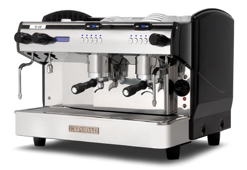 Expobar G10 2 Group Multi Boiler Espresso Machine