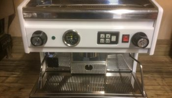 Astoria Argenta Sae 2 Group Dual Fuel Coffee Machine