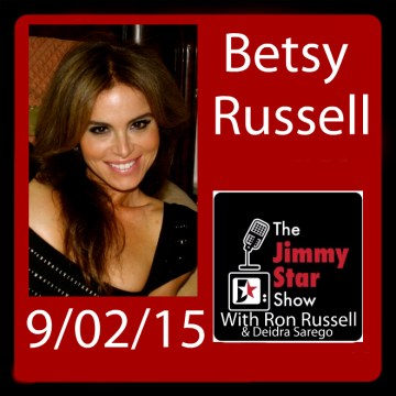 Betsy Russell on The Jimmy Star Show