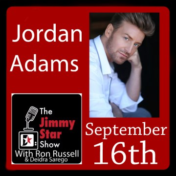 Jordan Adams on The Jimmy Star Show September 16th