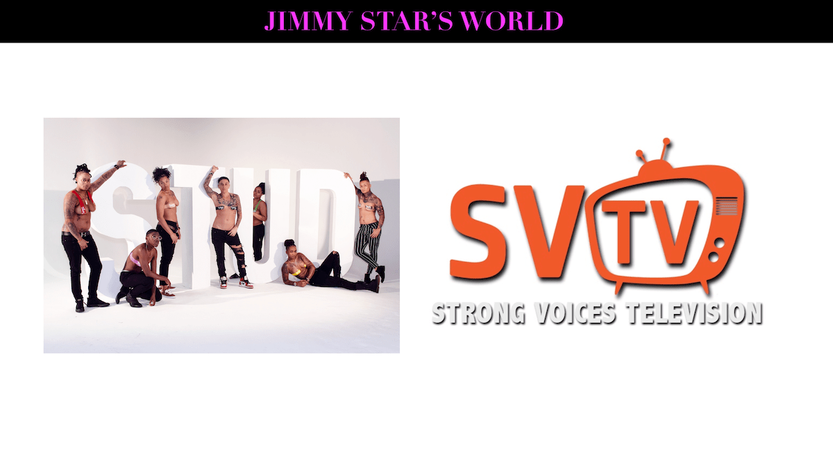 "The SVTV Network Launches ""Stud Model Project: The Series"" The First LGBTQ TV Show Of It's Kind"
