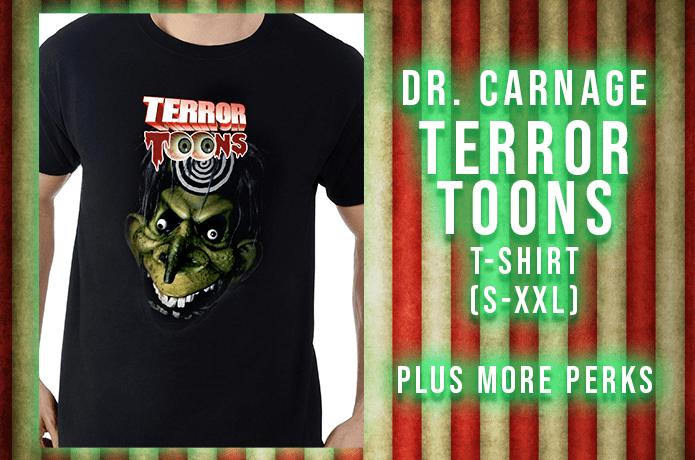 Dr Carnage tshirt