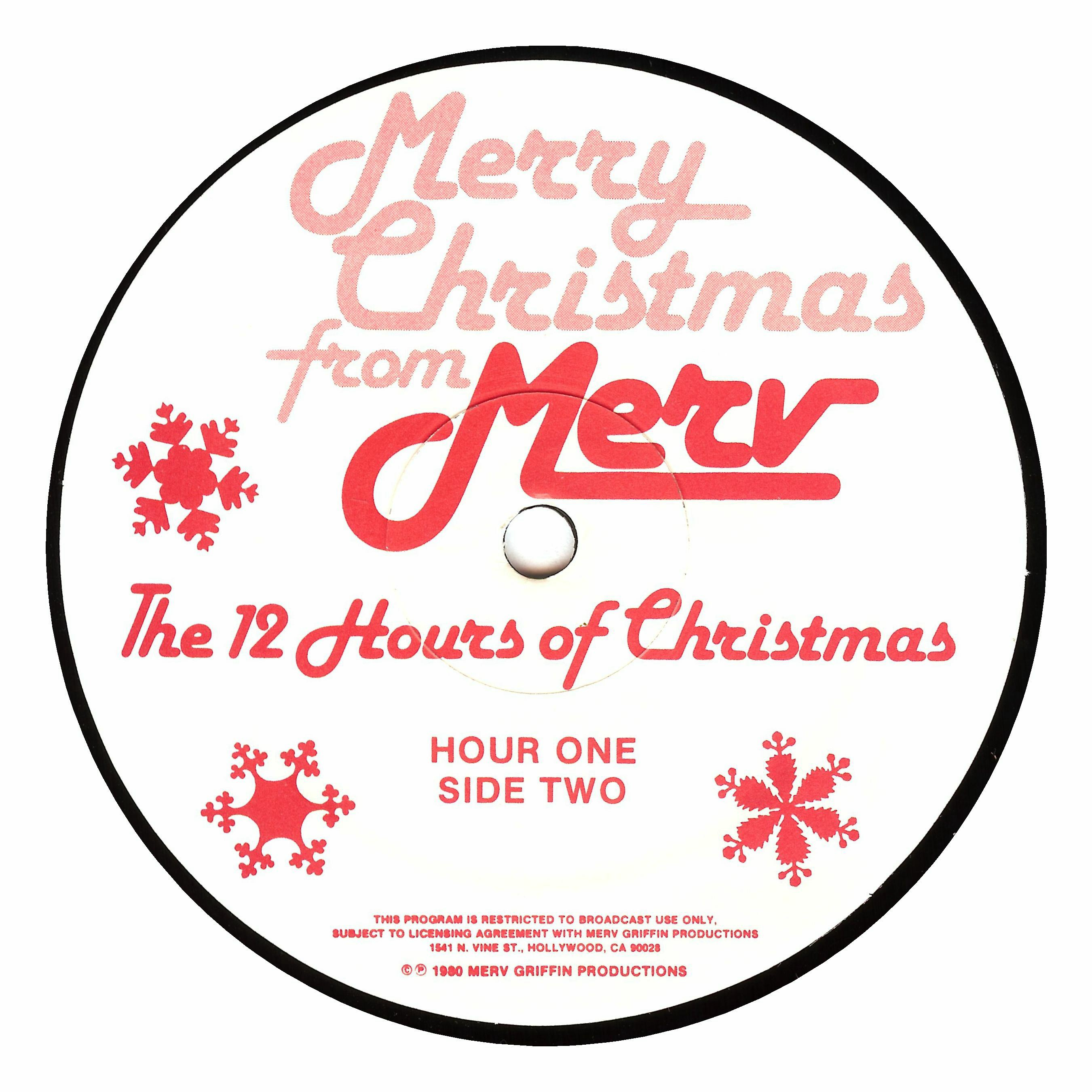 Merry Christmas from Merv…and Jimmy | Jimmy Stewart on the Air