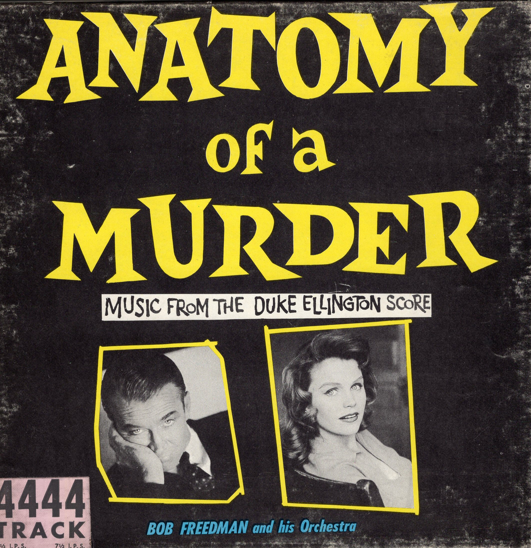 Anatomy of a Murder – Soundtrack Part 1 | Jimmy Stewart on the Air