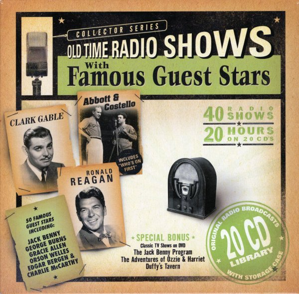 Time Radio Shows With Famous Guest Stars Jimmy