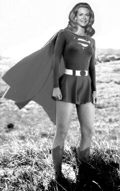 The Girl Of Steel