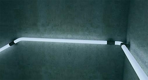 led-handrail