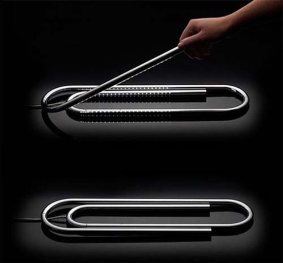 paperclip-lamp