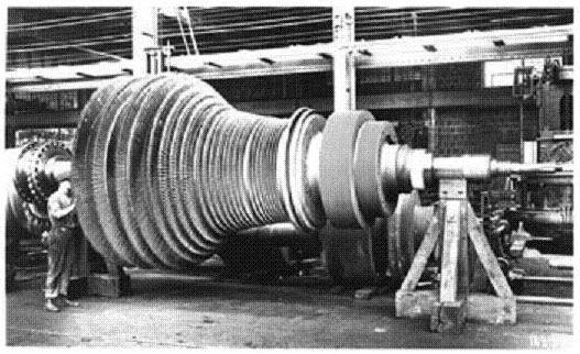 westinghouse-rotor