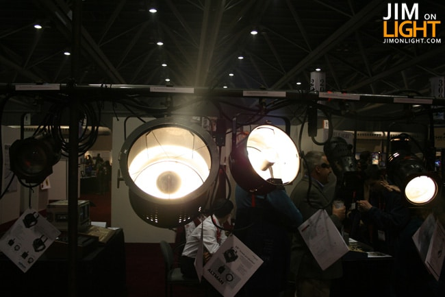 a ... & Five Decades of Lighting - USITT 2010 Lighting Commission Special ...
