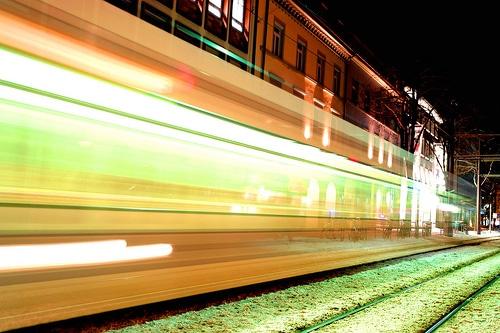 Freiburg Tram Trails 1
