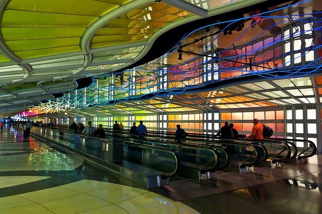 Chicago Airport - 1