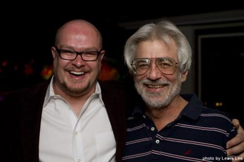 JimOnLight and John Covington