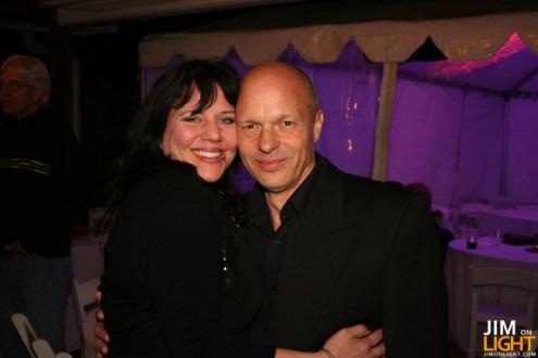 Dawn Crosby and Rick Hutton