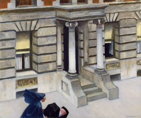 hopper-pavement