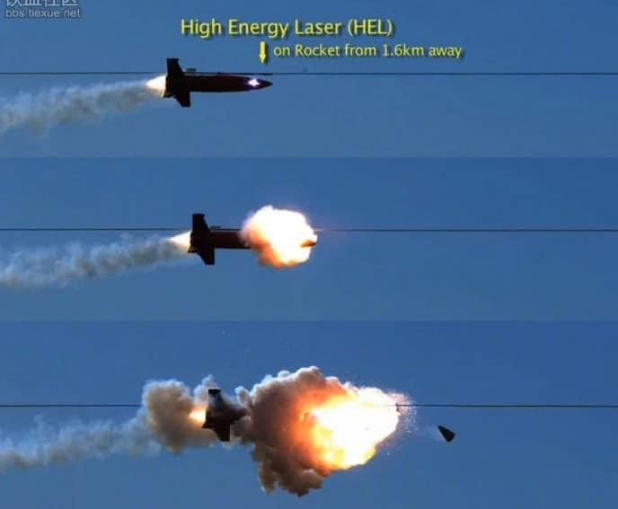 Laserweaponsprototype