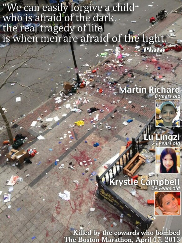 Boston Marathon Explosions TOPIX