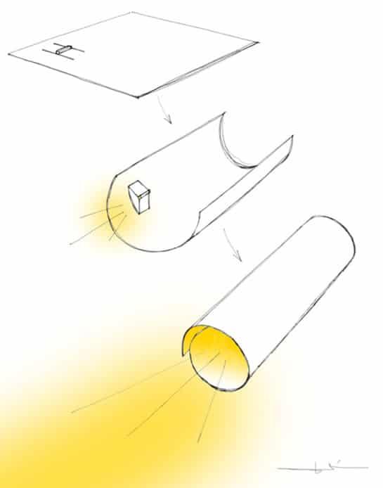 kazuhiro-yamanaka-paper-led-torch-light-4