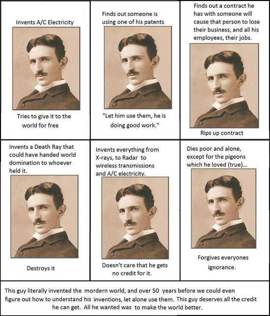 Tesla-life